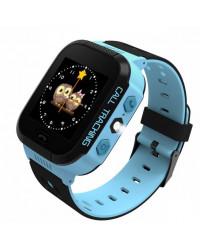 Смарт-часы GoGPS ME K12 Синие