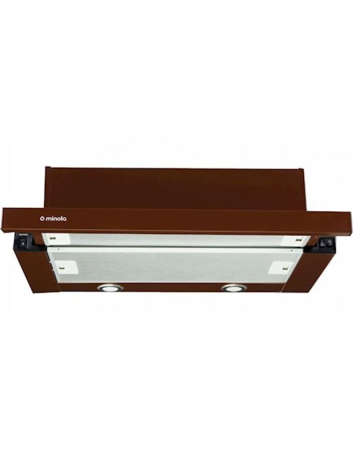 Вытяжка Minola HTL 6012 BR 450 LED