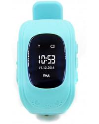 Смарт-часы GoGPS ME K50 Бирюзовые