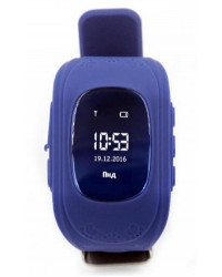 Смарт-часы GoGPS ME K50 Темно синие