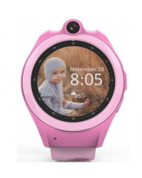 Смарт-часы GoGPS ME K19 Розовые