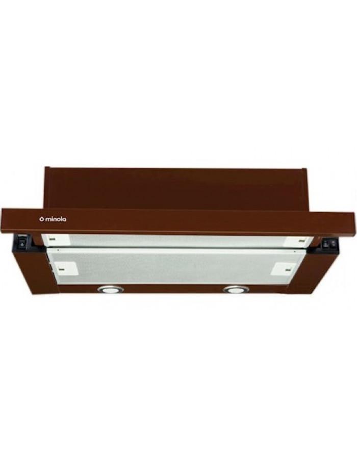 Вытяжка Minola HTL 6112 BR 650 LED