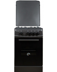 Кухонная плита Milano F55G3/01 Black