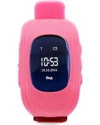 Смарт-часы GoGPS ME K50 Розовые