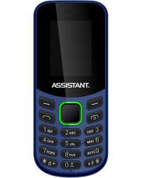 Мобильный телефон Assistant AS-101 Blue