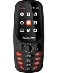 Мобильный телефон Assistant AS-201 Black