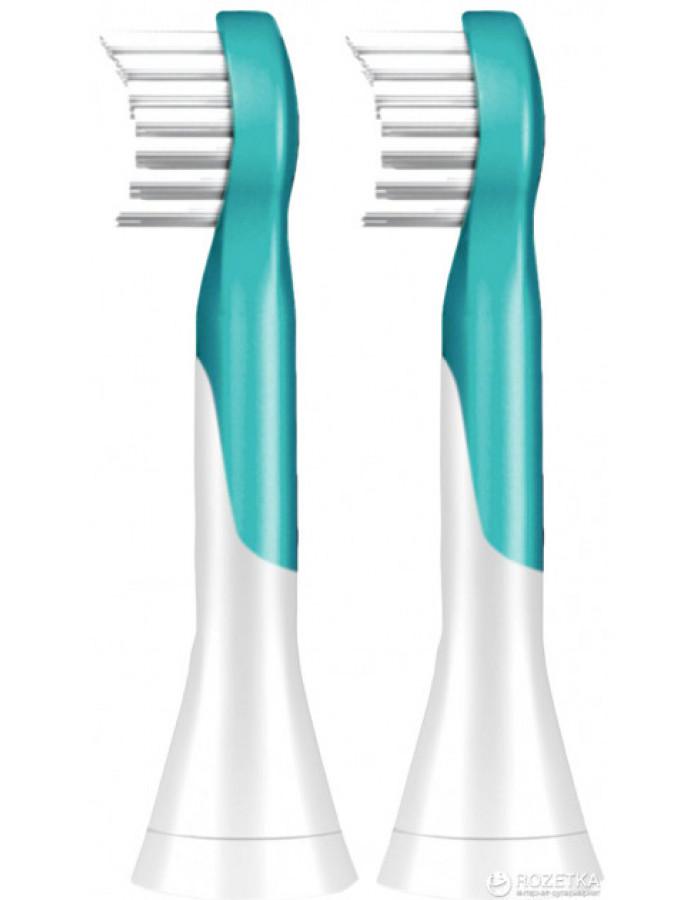 Зубная щетка Насадки для зубной электрощетки Philips HX6032/33