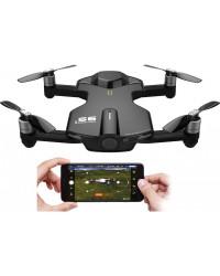 Квадрокоптеры Wingsland S6 GPS 4K Pocket Drone-2 Batteries pack (Black)