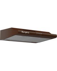 Вытяжка Borgio Gio 60 brown