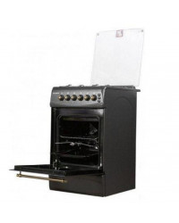 Кухонная плита Milano F55K11E/01 Black