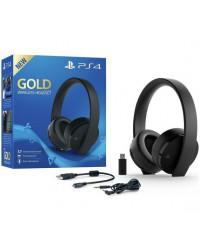 Игровая консоль Гарнитура Sony PlayStation Wireless Headset Gold