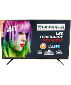 Телевизор Grunhelm GTV40T2F FULL HD