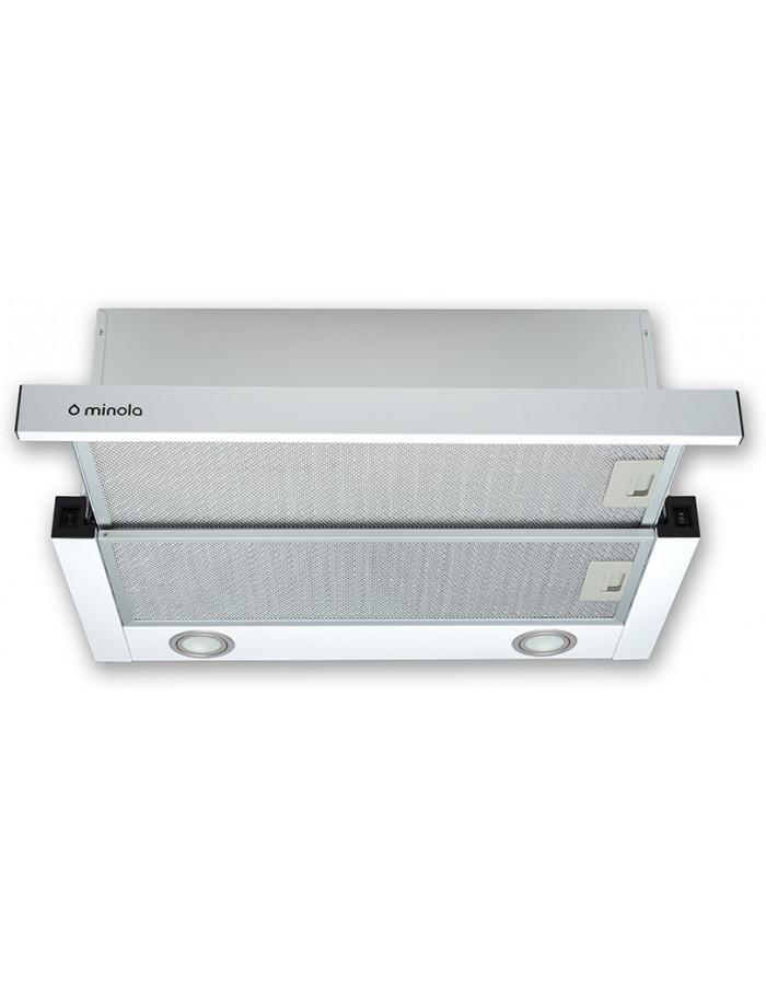 Вытяжка Minola HTL 6612 WH 1000 LED