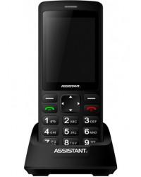 Мобильный телефон Assistant AS-202 Black