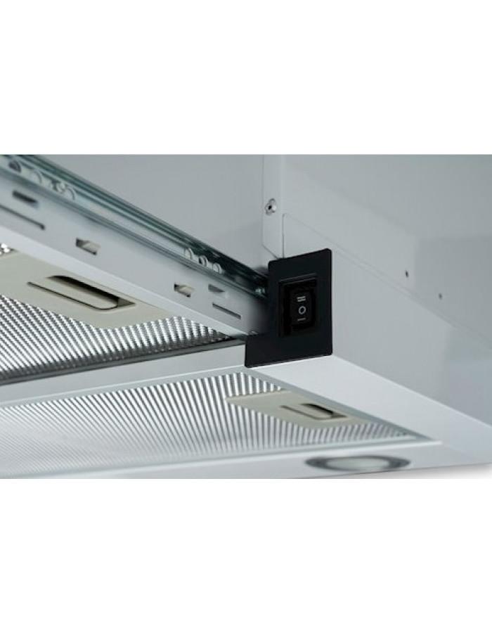 Вытяжка Minola HTL 6812 WH 1200 LED