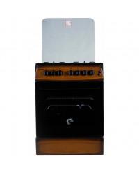 Кухонная плита Milano F55K31E/01 Brown