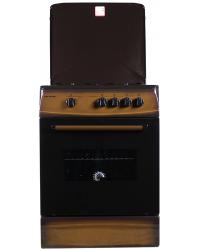 Кухонная плита Milano F55G3/01 Brown