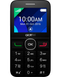 Мобильный телефон Alcatel 2008G Black-White