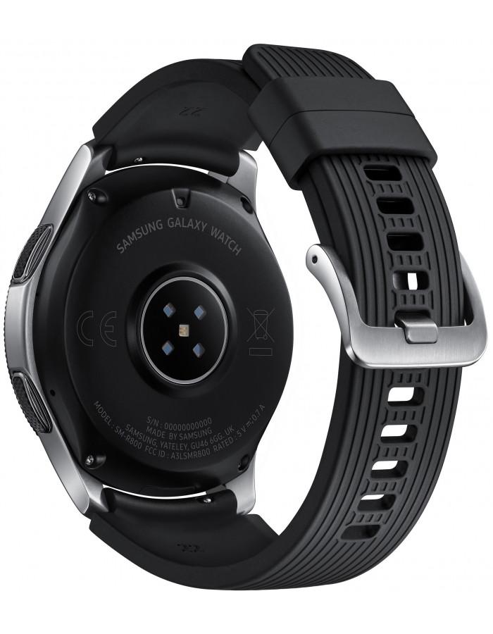 Смарт-часы Samsung Galaxy Watch 46mm SM-R800NZSASEK Silver