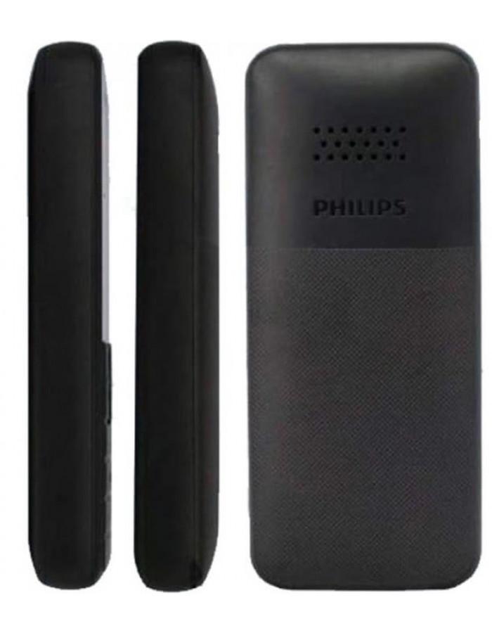 Мобильный телефон Philips Xenium E106 Dual Sim Black