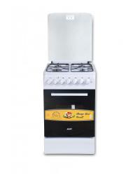 Кухонная плита Klass T 5408 E2 White