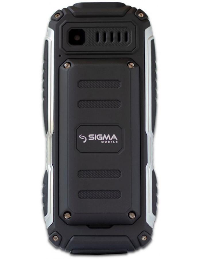Мобильный телефон Sigma Х-treme PT68 Black