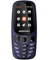 Мобильный телефон Assistant AS-201 Blue