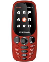 Мобильный телефон Assistant AS-201 Red