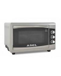 Печь электрическая Asel AF-0723/AF-05023 срібляста