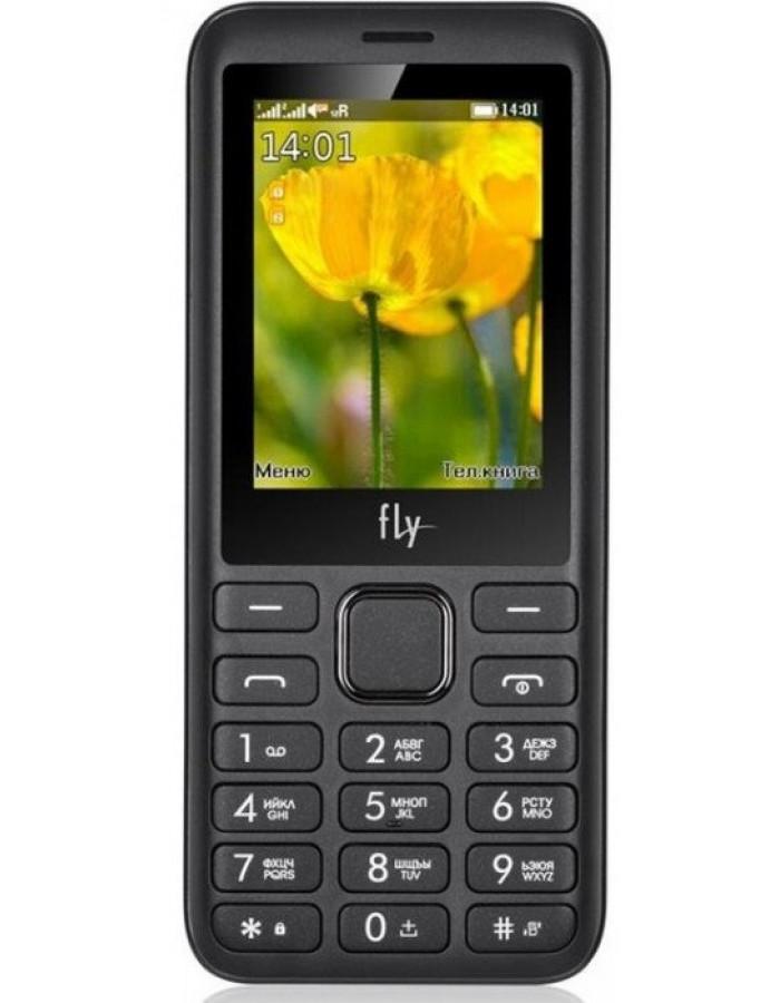 Мобильный телефон Fly FF249 Black