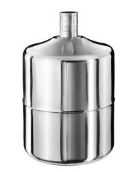 Бутыль 19 л с нержавеющей стали Sibolle