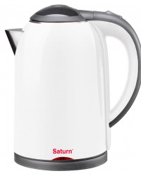 Электрочайник Saturn ST-EK 8449 White