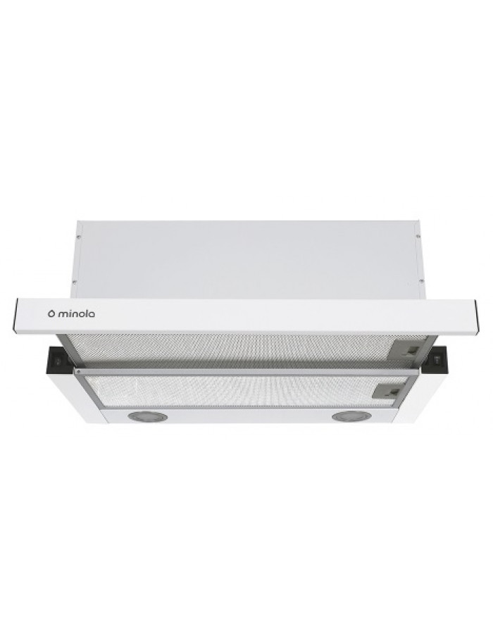 Вытяжка Minola HTL 6312 WH 750 LED