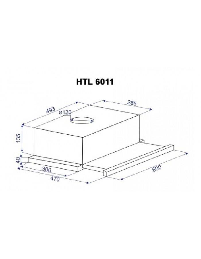 Вытяжка Minola HTL 6010 I 430