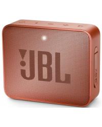 Акустическая система JBL Go 2 Cinnamon