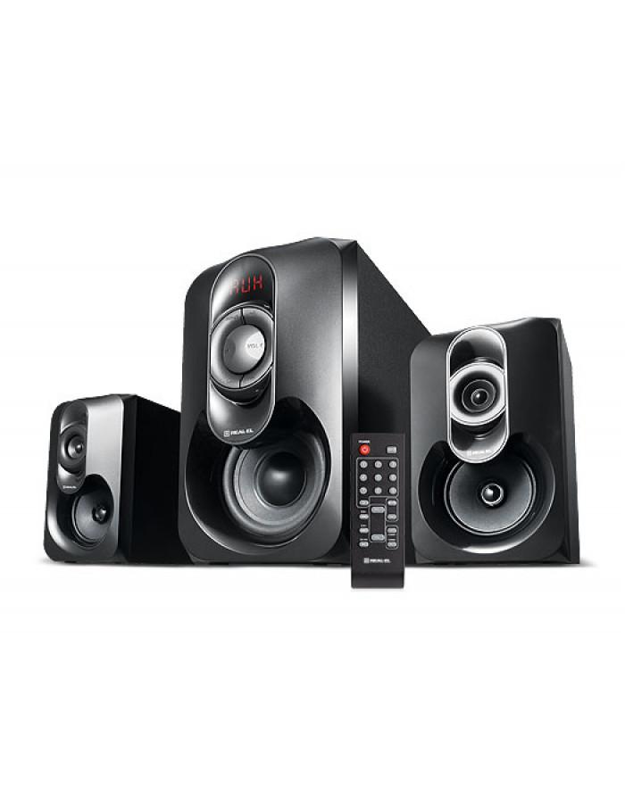 Акустическая система Real-el M-360 Black