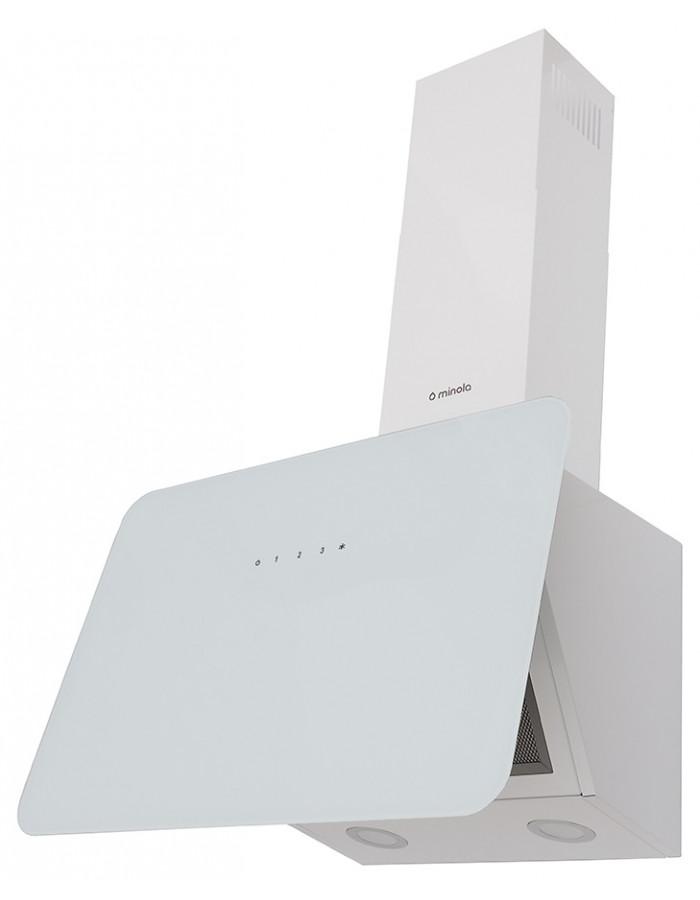 Вытяжка Minola HVS 6652 WH 1000 LED