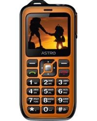 Мобильный телефон Astro B200 RX Black Orange