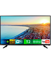 Телевизор Bravis LED-49E6000 Smart + T2