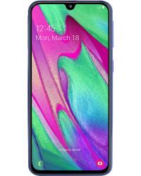 Мобильный телефон Samsung Galaxy A40 (A405F) 4/64GB DUAL SIM BLUE