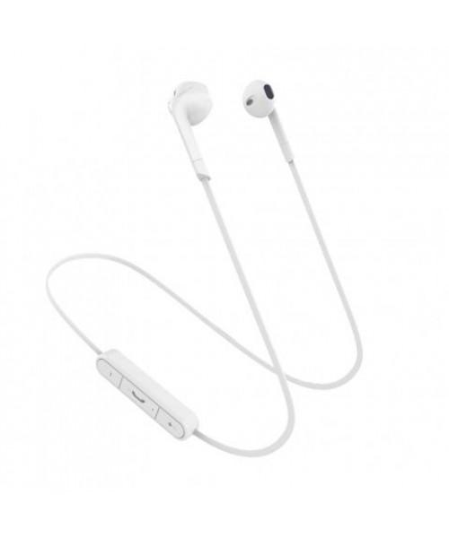 Наушники Langsdom (Bluetooth) BL6 white