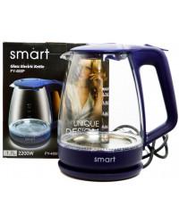 Электрочайник Smart FY-488 фиолетовый