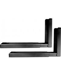 Кронштейн для СВЧ Arthouse ART 100 (9005) чорний