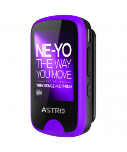 Плеер Astro M-5 black-purple