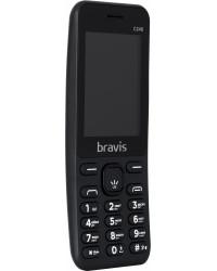 Мобильный телефон Bravis C246 Fruit Dual Sim Black