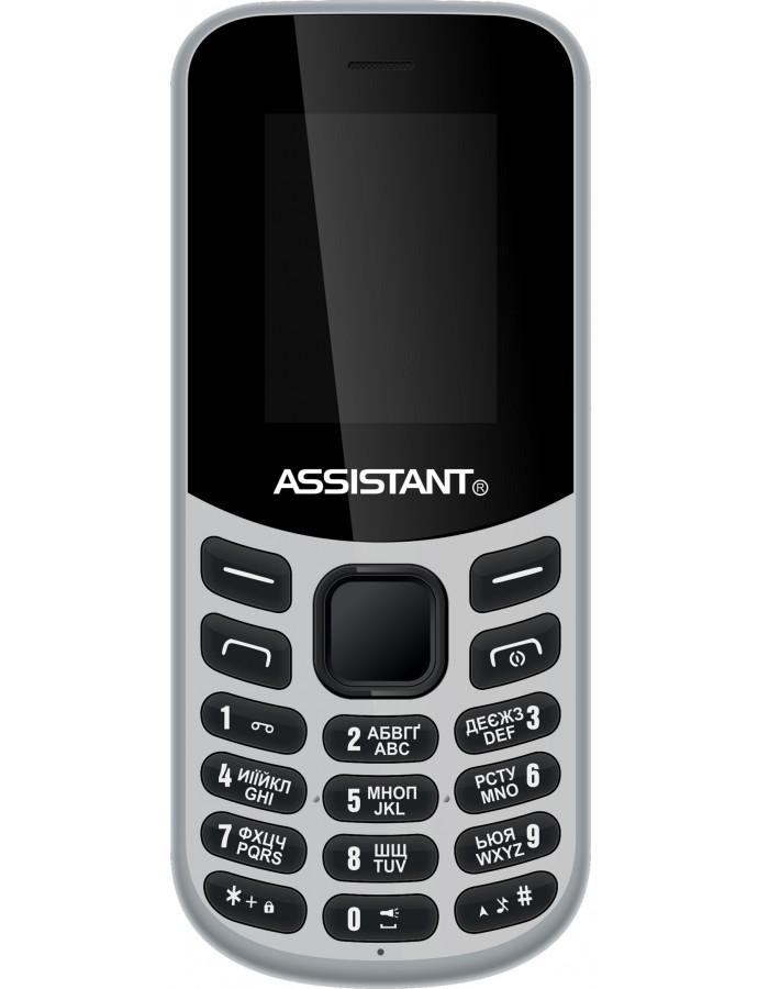Мобильный телефон Assistant AS-101 Gray
