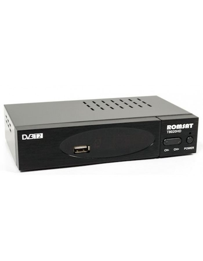 Медиаплеер Romsat T8020HD