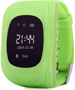 Смарт-часы Smart WHATCH Q50 Green