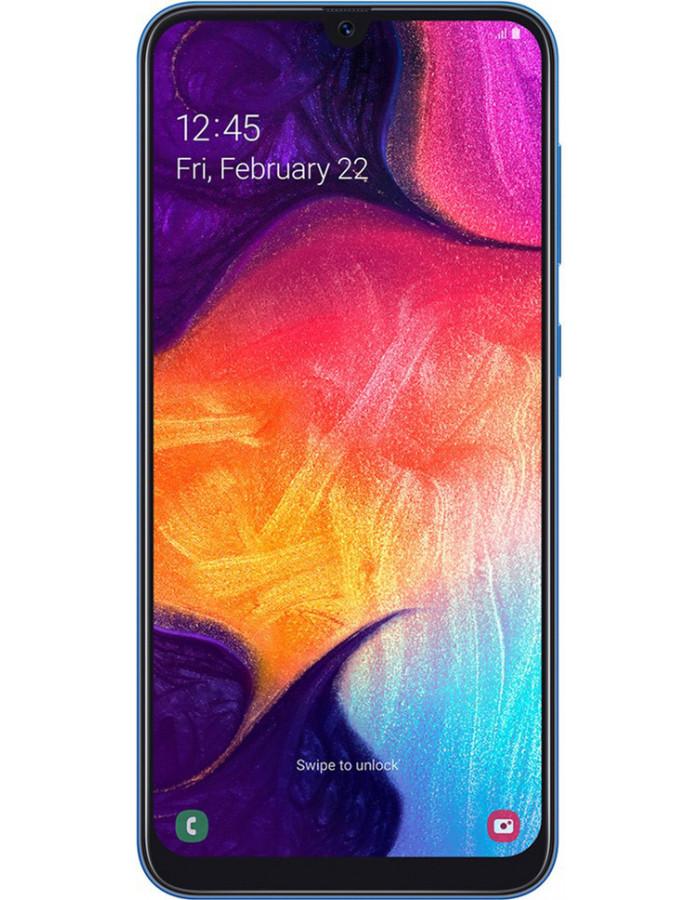 Мобильный телефон Samsung Galaxy A50 2019 6/128GB Blue