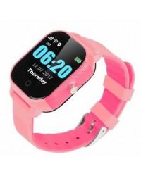Смарт-часы GoGPS К23 розовые
